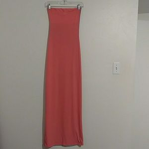 Dresses - Sexy colorblock maxi dress